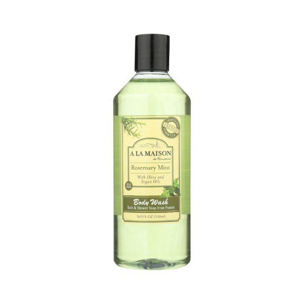 Rosemary mint bodywash