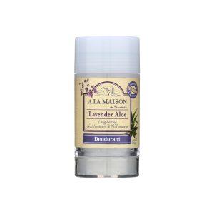 Lavender aloe deodorant