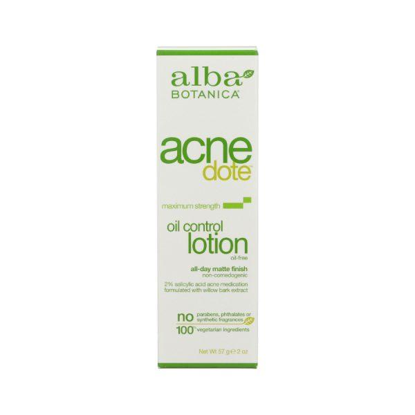 Acne dote oil control