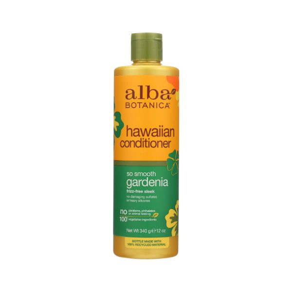 Alba Botanica Conditioner Gardenia