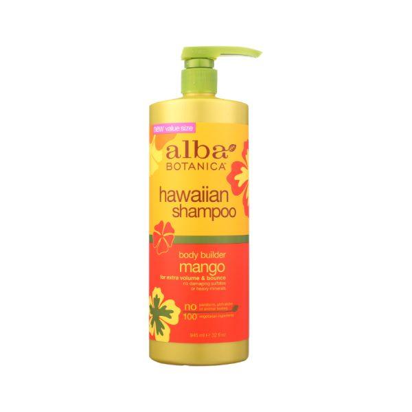 Mango shampoo