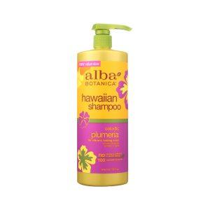 Plumeria shampoo