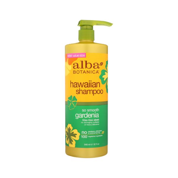 Gardenia shampoo