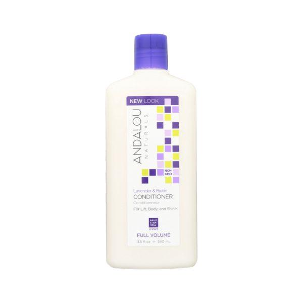 Lavender biotin conditioner