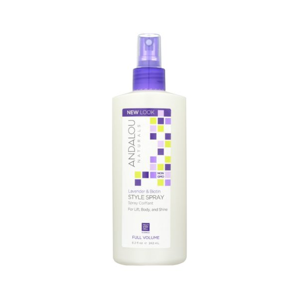Lavender style spray