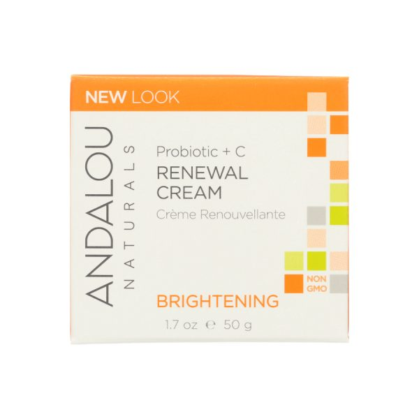 Vitamin C renewal cream