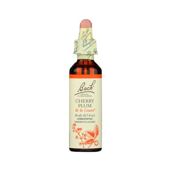 Bach Flower Remedies Cherry Plum