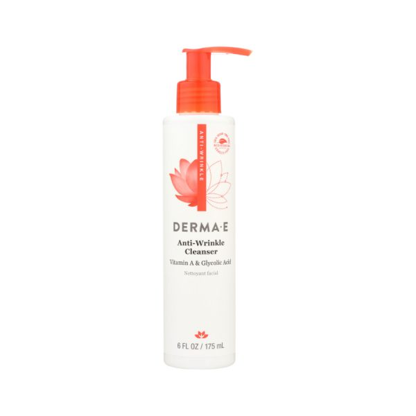 anti-wrinkle cleanser