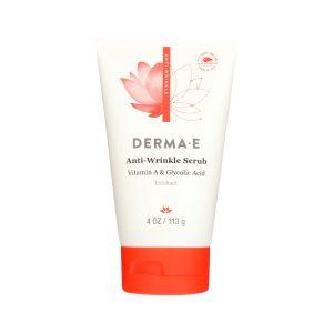 anti-wrinkle scrub