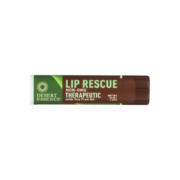 Teat tree oil lip balm
