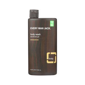 Every Man Jack Body Wash Sandalwood
