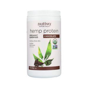 Hemp protein chocolate