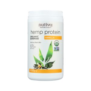 Hemp protein vanilla