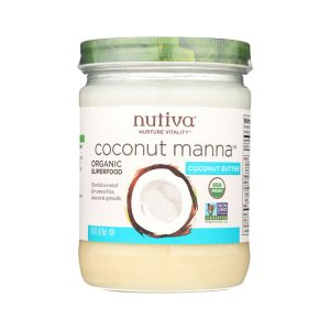 Coconut manna butter