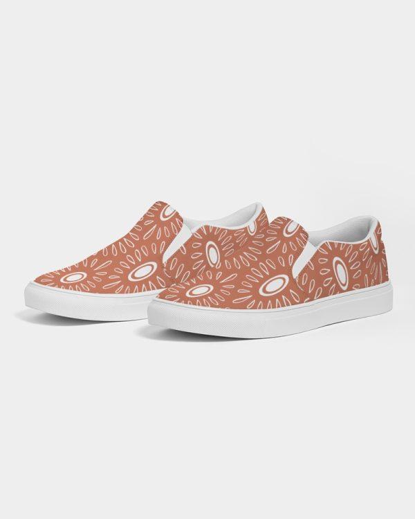 Women's Slip On Shoes - Bohemian Loungewear